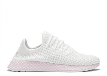Adidas Wmns Deerupt Cloud White Clear Lilac B37601