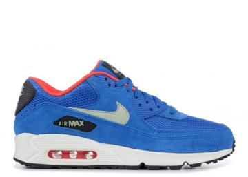 Nike Air Max 90 Essential Electric Blue Dark 537384-407