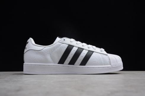 Adidas Superstar Core Black Footwear White Shoes BB5335