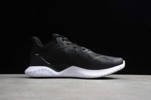Adidas Alphabounce Beyond White Black Shoes EG0629