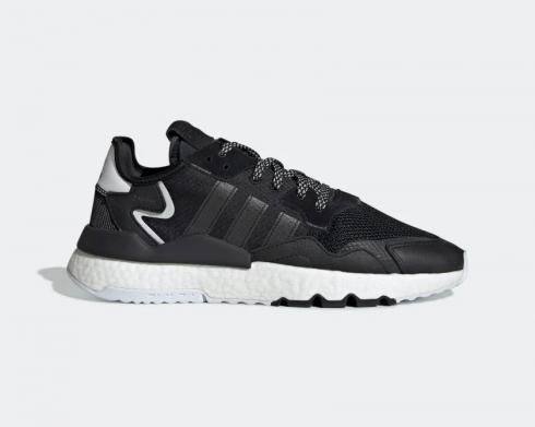 Adidas Nite Jogger Core Black Cloud White Carbon EE6254