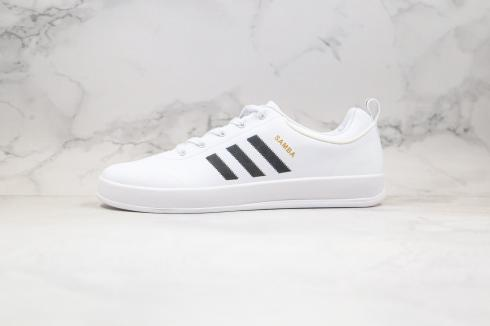 Adidas Palace Pro 2 Cloud White Core Black Gold Metallic BY1836