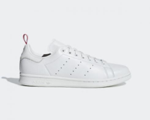 Adidas Stan Smith Crystal White Footwear White Scarlet BD7433