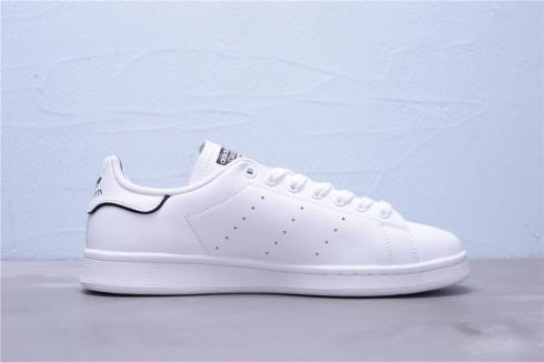 Adidas Stan Smith Triple White Core Black Casual Shoes FU6895