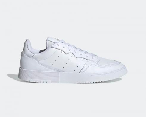 Adidas Supercourt Cloud White Core Black Casual Shoes EE6037