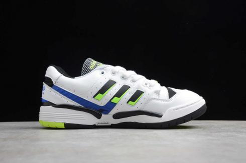 Adidas Torsion Edberg Comp Cloud White Green Core Black EF7753