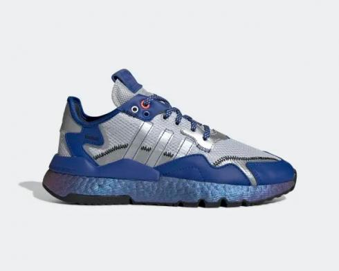 Adidas Wmns Nite Jogger Team Royal Blue Shoes EG3360