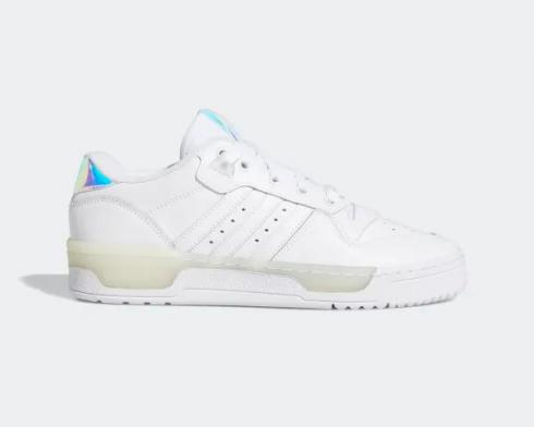 Adidas Wmns Rivalry Low Footwear White Core Black EE5935