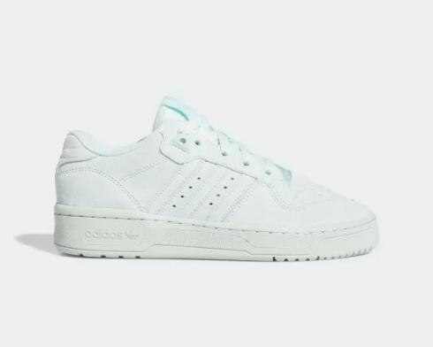 Wmns Adidas Rivalry Low Ice Mint Ftw White Green EF8972