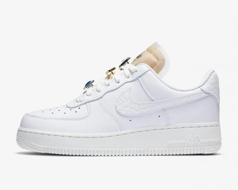 Nike Wmns Air Force 1 Low 07 LX Bling Summit White CZ8101-100