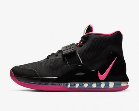 Nike Air Force Max Black Pink Blast Blue Chill Anthracite AR0974-004