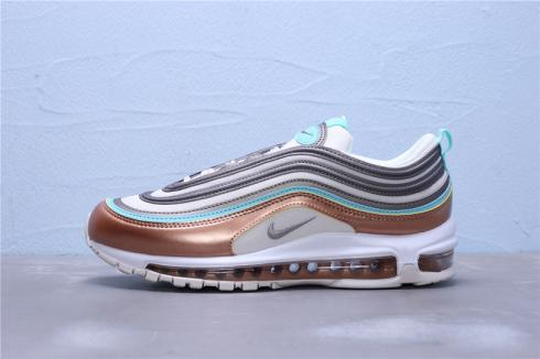 Nike Wmns Air Max 97 SE Phantom Metallic Pewter White CQ4806-017