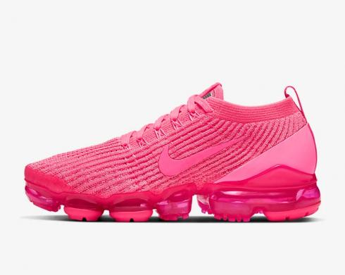 Nike Wmns Air VaporMax Flyknit 3 Pink Running Shoes CT1274-600