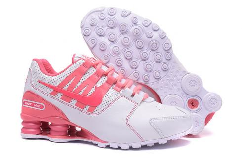Nike Air Shox Avenue 803 white pink women Shoes