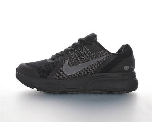 Nike Zoom Span 3 Black Grey Mens Running Shoes CQ9269-018