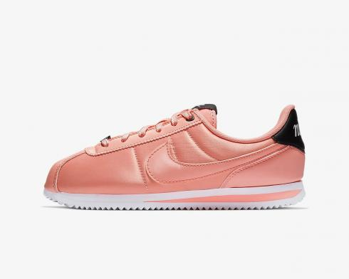 Nike Classic Cortez Basic TXT GS Valentine s Day Bleached Coral AV3519-600