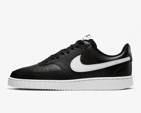 NikeCourt Vision Low White Black Photon Dust CD5463-001