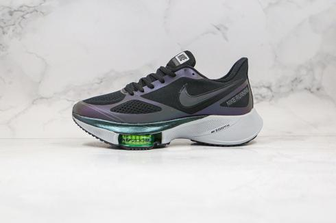Nike Air Zoom Alphafly NEXT% Black Reflective White Green CI9923-080