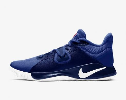 Nike Fly.By Mid Deep Royal Blue Blue Void Red Crush White CD0189-400