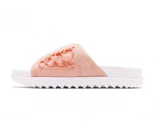 Nike Wmns Asuna Slide Washed Coral White Shoes CI8799-100