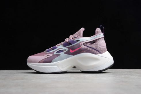 Nike Wmns Signal D MS X White L.Red Black Pink Purple AT5303-160