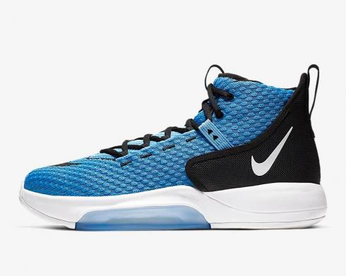 Nike Zoom Rize TB University Blue Black White BQ5468-401