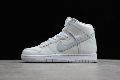 Nike SB Dunk High SP Pure Platinum White Running Shoes CZ8149-101