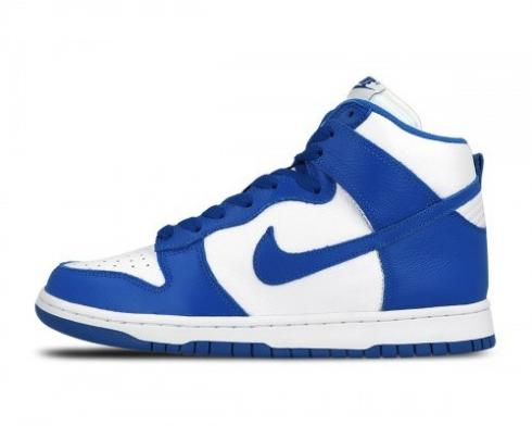 Nike SB Dunk Retro QS Be True Blue White Varsity Royal 850477-100