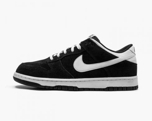 Nike SB Dunk Low Pro Black White Mens Skateboarding Shoes 904234-001