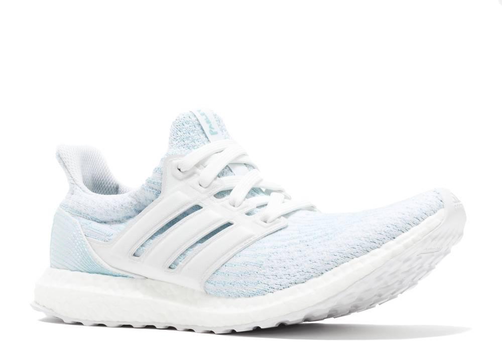 Adidas Parley X Ultraboost 3.0 Limited Icey Blue White Footwear CP9685